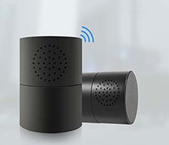 Telecamera occultata nello speaker bluetooth