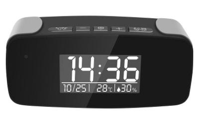 Telecamera WIFI orologio da tavolo
