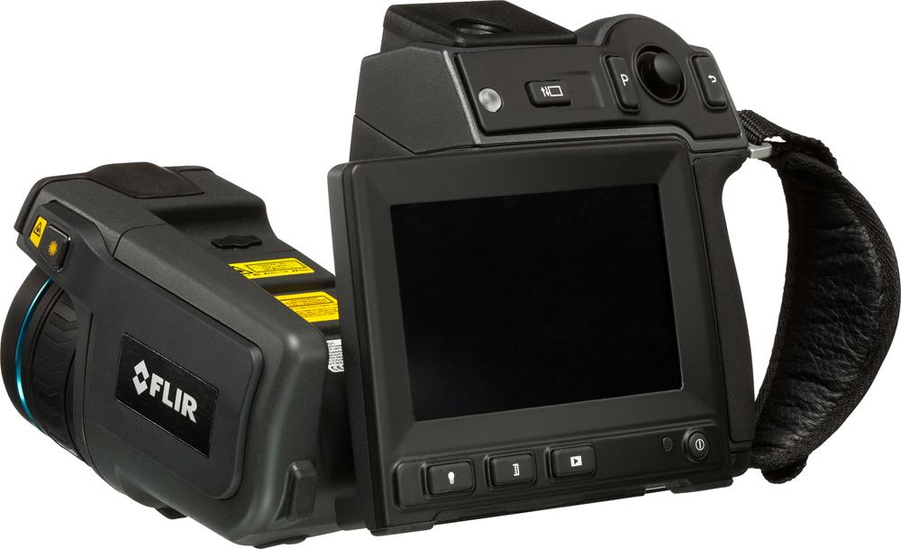 Termocamera FLIR T600