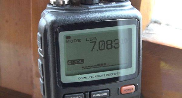 Rilevatore microspie ICOM
